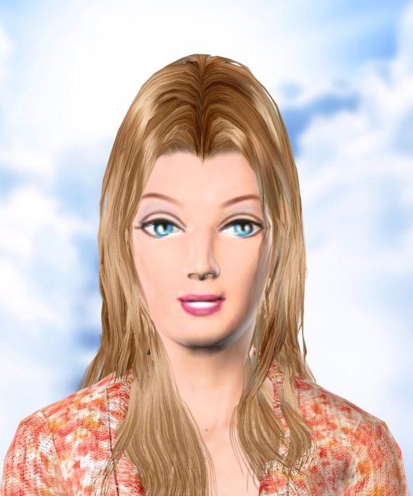3D talking animation