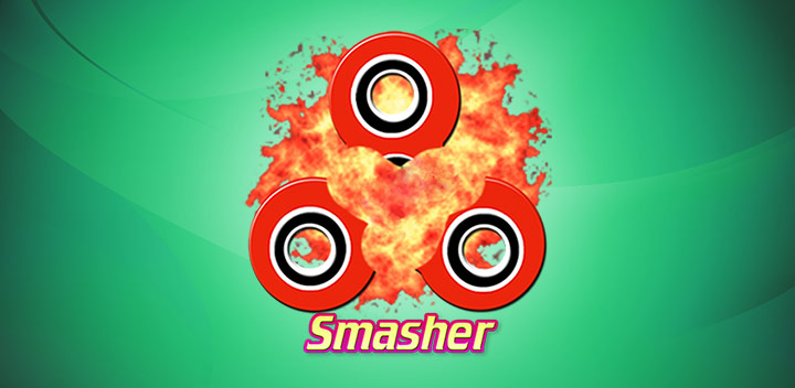 Fidget Spinner Smasher