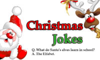 Christmas Jokes – Kids and Adult Section