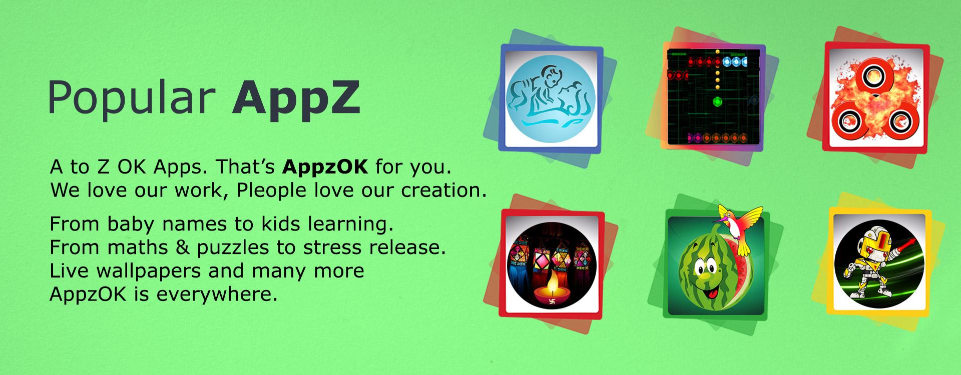 Popular Appz