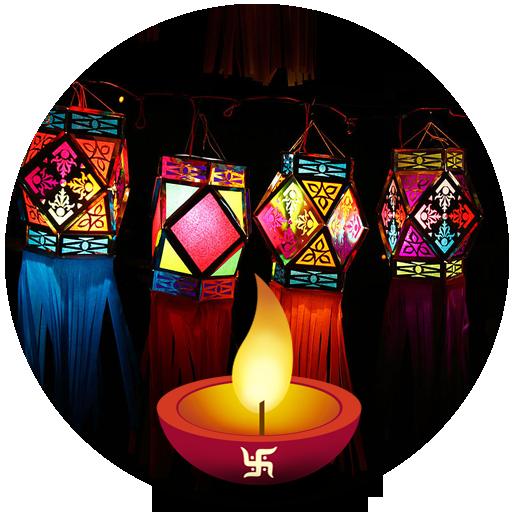 4D Diwali Live Wallpaper